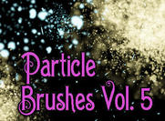 Brosses de particules Hi-Res Vol. 5