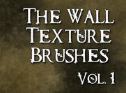 The Wall Texture Brushes Vol 1