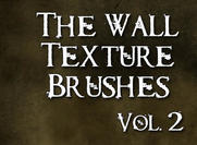 The Wall Texture Brushes Vol. 2
