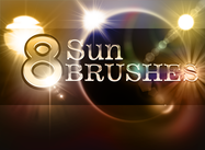 8 escovas de sol