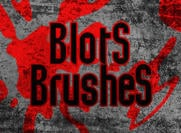 Blots brushes by xmarwanx