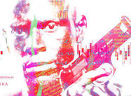 Pistol färg