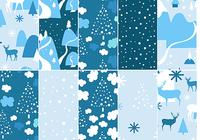 Pack Chilly Winter Pattern