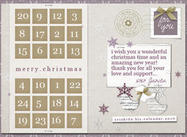 Calendario de Navidad de Seishido.biz GRATIS