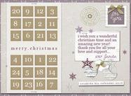 FREE Seishido.biz Christmas Calendar