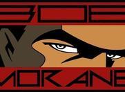 Logotipo de bob morane tvs