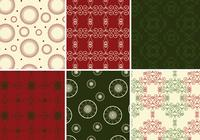 Rich Christmas Photoshop Patterns