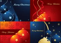 Heldere christmas photoshop wallpapers