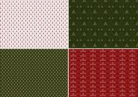 Weihnachtsbaum Photoshop Pattern Pack