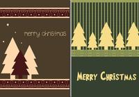 Vrolijke Kerstboom Photoshop Wallpapers