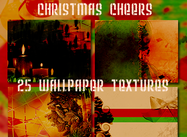 Kerstmis Cheer Wallpaper Textures