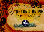Nature Brush Set 1