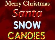 Estilo de texto do Christmas Photoshop