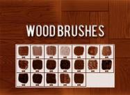 Escovas de madeira