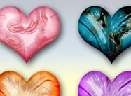 Carved Gemstone Photoshop Styles