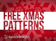 Free Christmas Patterns (high resolution)