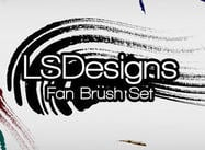 Fan Stroke Brushes