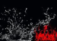 Agua contra incendios