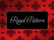 Royal Crown Pattern
