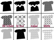 angled tshirts for kid builder series