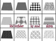 skirts for kid builder