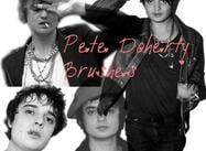 Pete Doherty Borstels