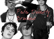 Pete Doherty Bürsten