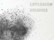 Gratis Explosionsborstar