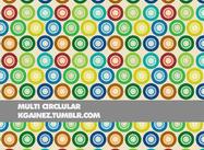 Modèle circulaire multiple