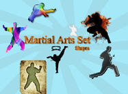 Martial Arts Shapes!