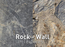 Rock-wall-texture