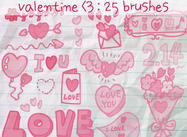 Valentine Brushes