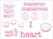 Jag Hjärta Makaroner