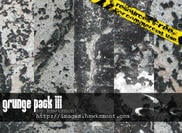 Pack grunge iii