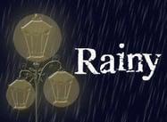 Regnerischer Sturm