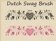 Nederlandse Swag Brush