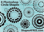 8 Photoshop Creative Circles