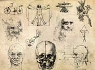 Random Da Vinci Sketch Brushes