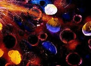 Texture de l'univers