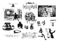 Urban Underground Brush Pack