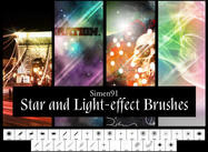 Simen 91's Star and Light-effect Brushes