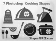 7 Beautiful Cooking Shapes