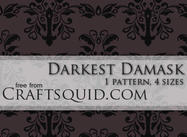 Darkest Damast von Craftsquid