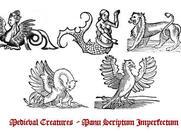 Medieval Creature Brushes