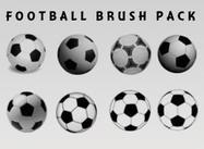 Fußballbürsten