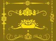 Patrones decorativos