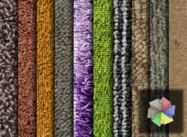 Texturas de tapete grátis