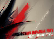 Assassine Brush Set