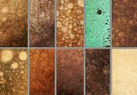 Grungy Bubble Textures