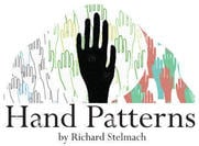 Hand Drawn Seamless Hand Patterns